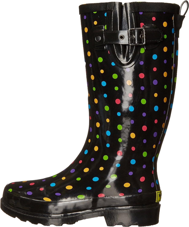 | Western Chief Women's Printed Tall Waterproof Rain Boot | Mid-Calf