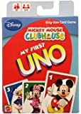 MATTEL UNO Junior Micky Mouse