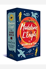 Madeleine L'Engle: The Kairos Novels: The Wrinkle in Time and Polly O'Keefe  Quartets: A Library of America Boxed Set Hardcover