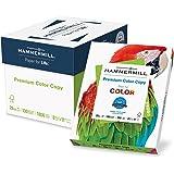 Hammermill Paper, Premium Color Copy Paper 8.5 x 11 Paper, Letter Size, 28lb Paper, 100 Bright, 6 Packs / 1,800 Sheets (102700C) Acid Free Paper