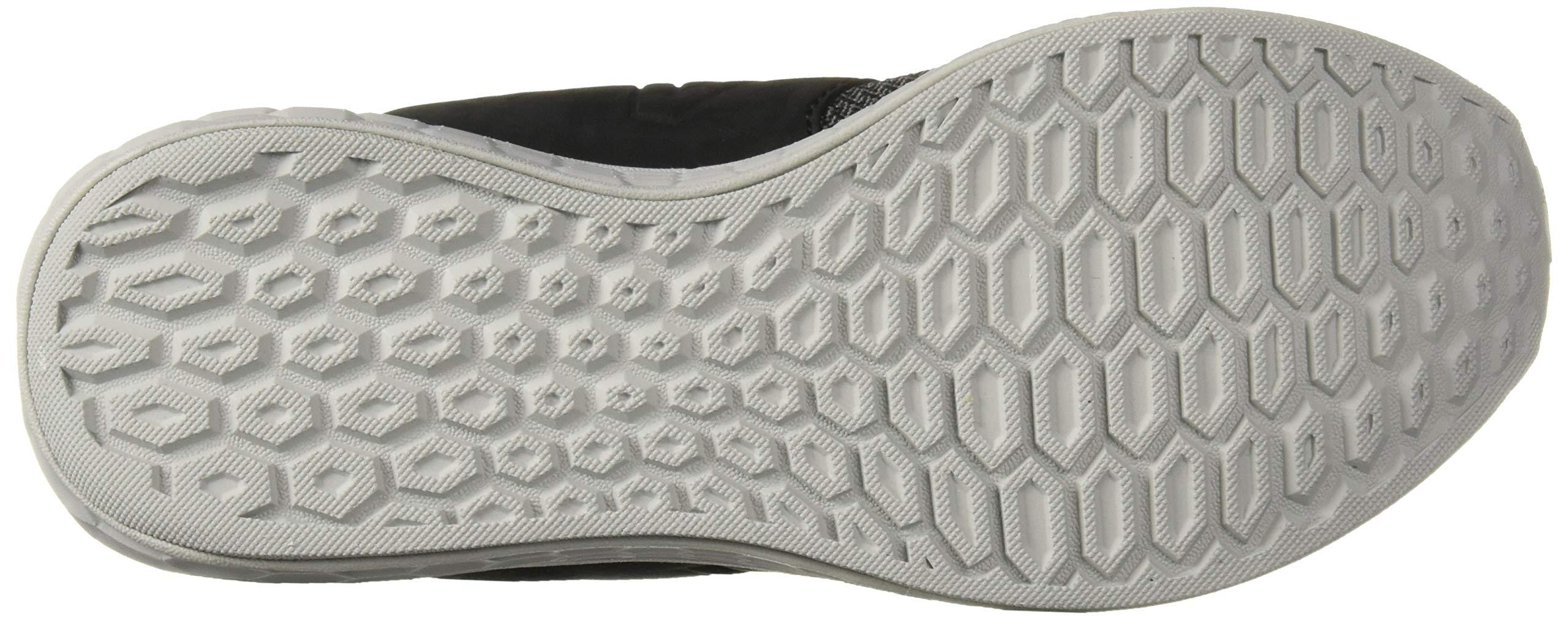 New Balance Men's Cruz V2 Fresh Foam Running Shoe, black/castlerock/nubuck, 7 D US by New Balance (Image #3)