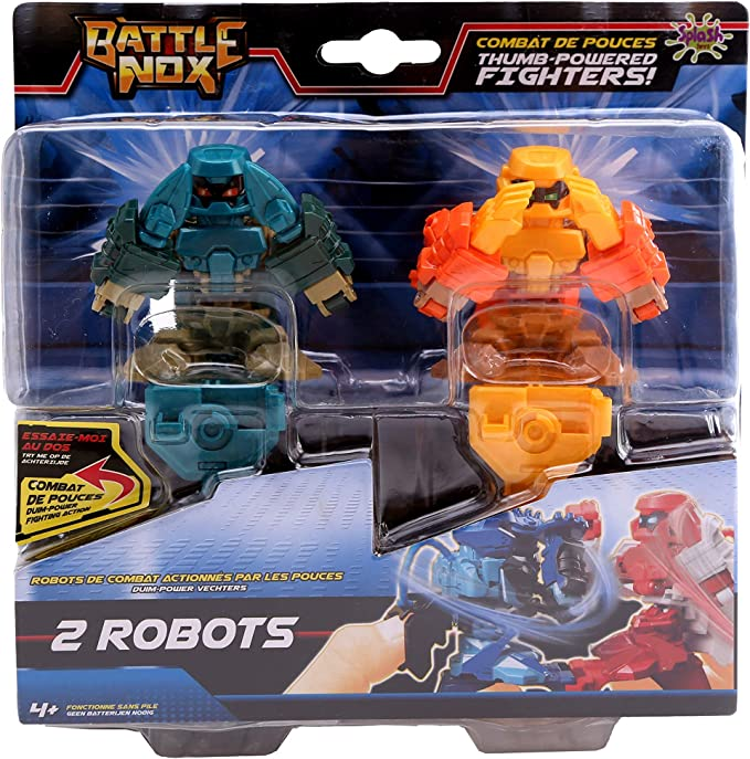 Splash Toys Battle Nox Twin Pack modelo aleatorio, 30618 ...