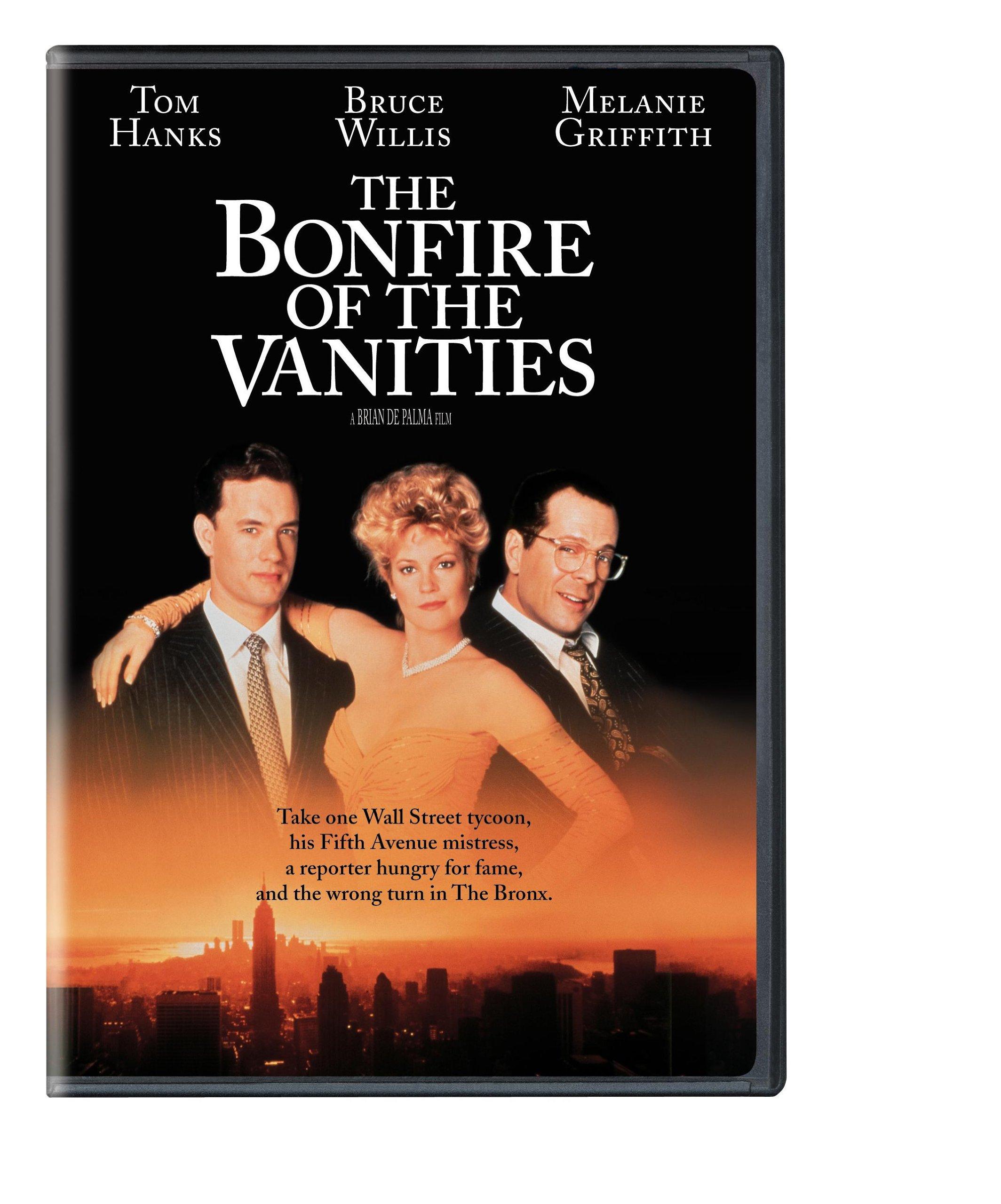 DVD : The Bonfire of the Vanities (Amaray Case, Widescreen, Repackaged)