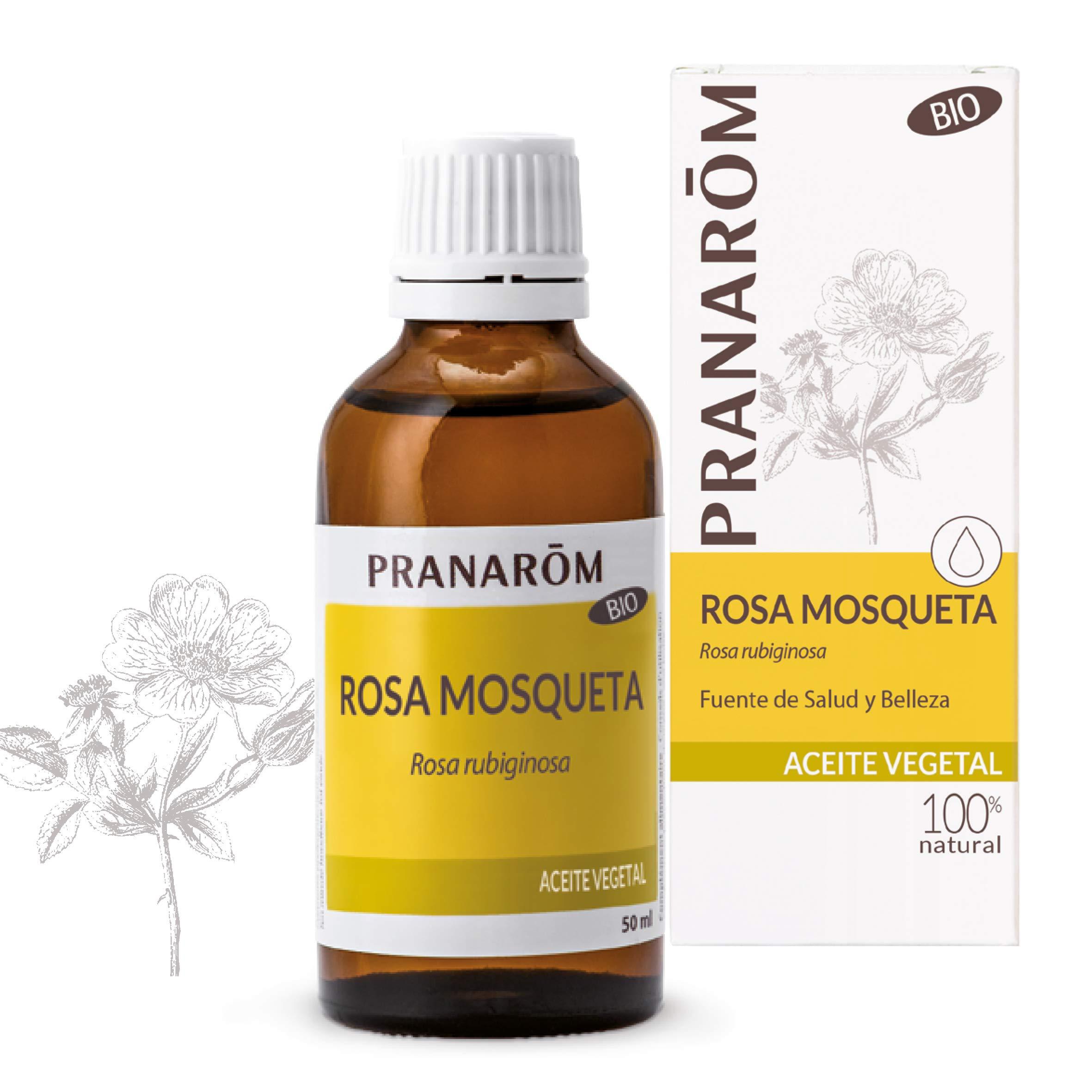 PRANAROM - ROSE HIP OIL PLANT B by Pranar?m