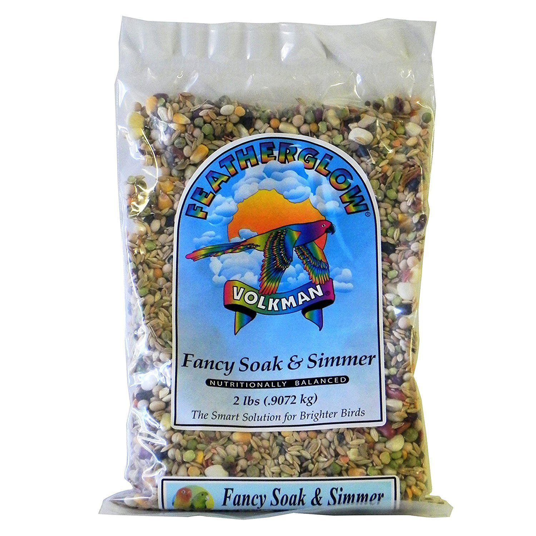 Volkman Seed Featherglow Fancy Soak & Simmer 2lb Volkman Seed Company Inc