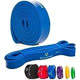 »PullMeUp« Premium Latex Pull Up Fitnessbänder Widerstand-Bänder Trainingsbänder Strap Training Loop CrossFit-band für Stärke Gewichtstraining und Yoga