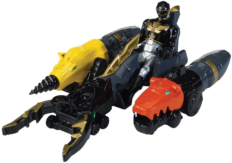 Amazon.com: Power Rangers Megaforce Land Brothers Zord Vehicle and ...