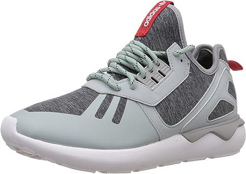 adidas Originals Herren Tubular Runner Weave High Top, Grau