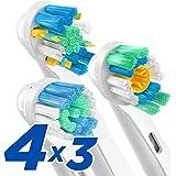 Cabezales de cepillo dientes eléctrico Oral B, Surtido 4 psz.