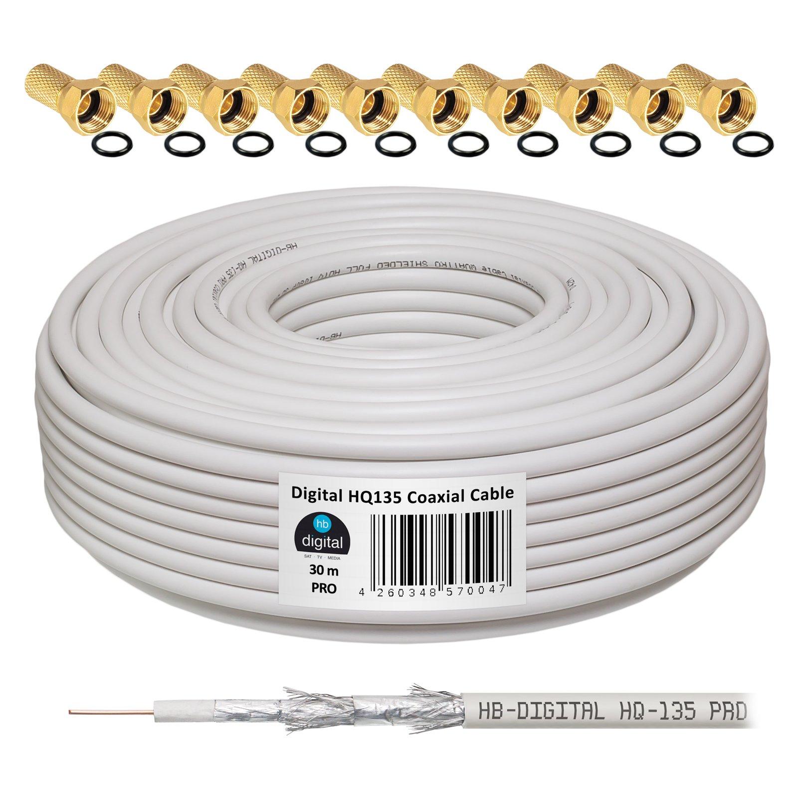 Mejor valorados en Cables coaxiales & Opiniones útiles de ...