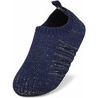 Somic Niños Zapatos de Agua Descalzo Barefoot Zapatillas de Punto Antideslizantes para niños Barefoot Calcetines de…