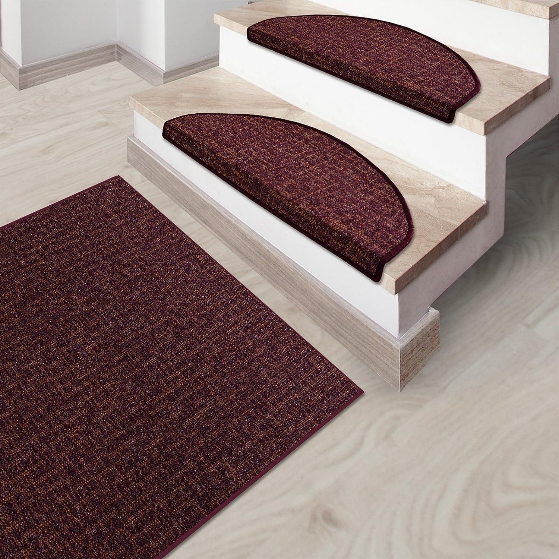 Teppichläufer Bermuda rot Teppich Teppich Teppich Läufer Brücke Meterware 120 cm breit robust und unempfindlich 120 x 300 cm B00IA2TABA Lufer 5cc9d9