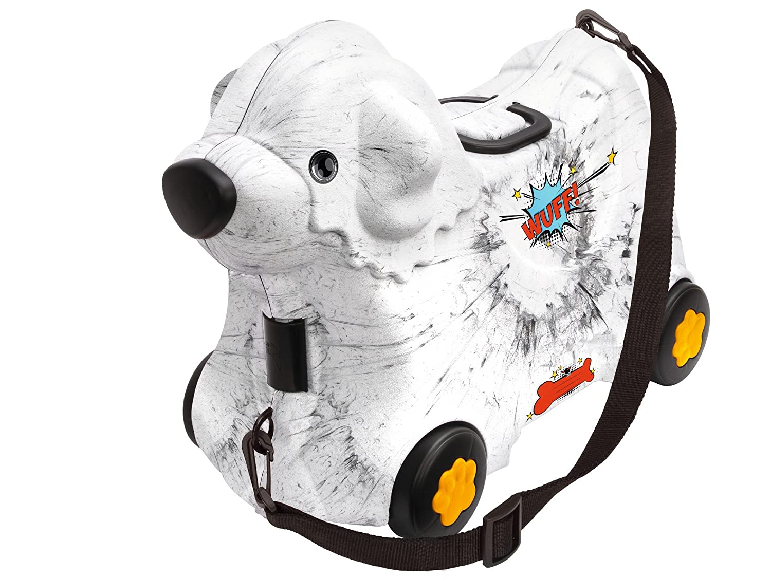BIG Bobby Trolley Marble - Trunki Alternative