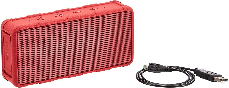 Amazon Basics Tragbarer Bluetooth Lautsprecher Für Den Elektronik