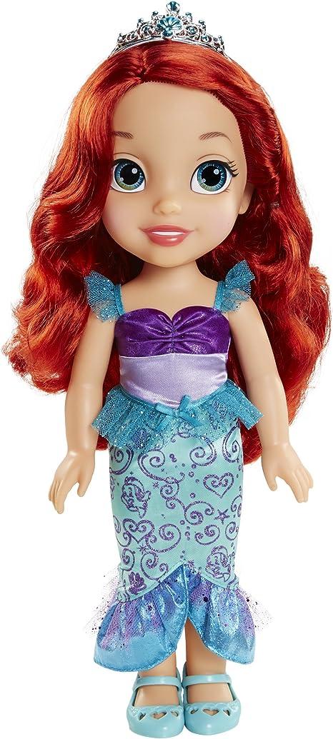 Image of Glop Games-99540-EU-6 Muñeca Princesa Disney - Ariel (6.0)