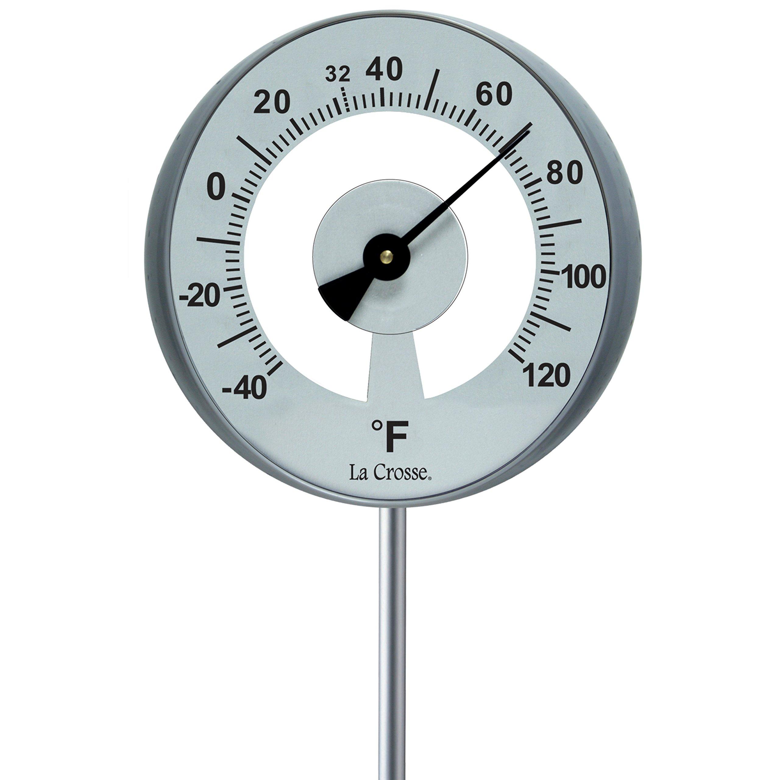 La Crosse Technology 101-147 Lollipop Garden Thermometer