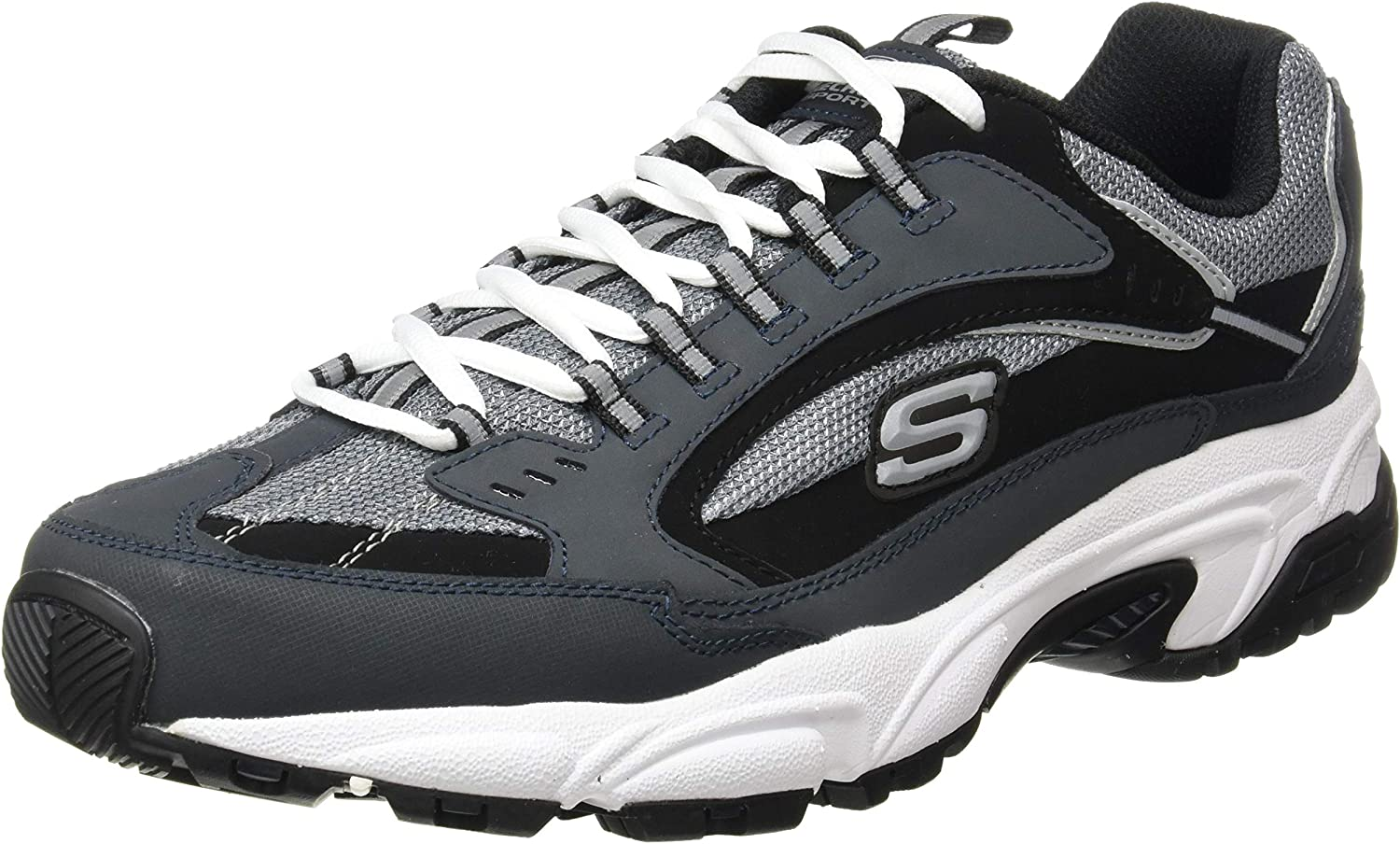 Stamina Nuovo Cutback Lace-Up Sneaker