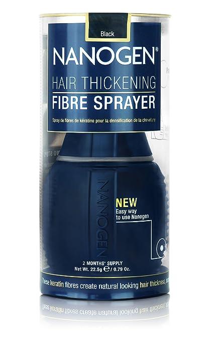 Nanogen engrosamiento de pelo de queratina Fibra ...