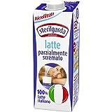 Sterilgarda Latte Parzialmente Scremato Microfiltrato - Pacco da 10 x 1000 ml