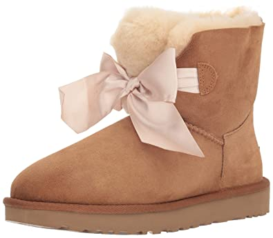 ac8c4c51b96 UGG W Gita Bow Mini Seal 1098360 W