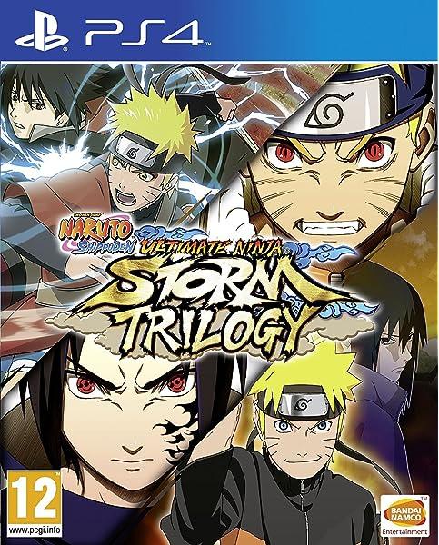 Naruto Shippuden: Ultimate Ninja Storm 4 - Day One Edition ...