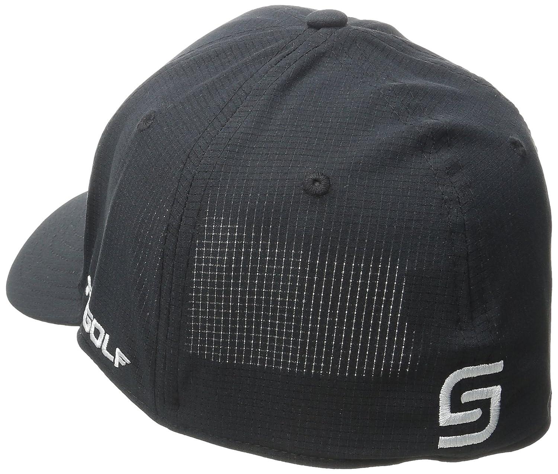 282ad8d98e8 Amazon.com  Under Armour Men s Jordan Spieth UA Tour Cap  Sports   Outdoors