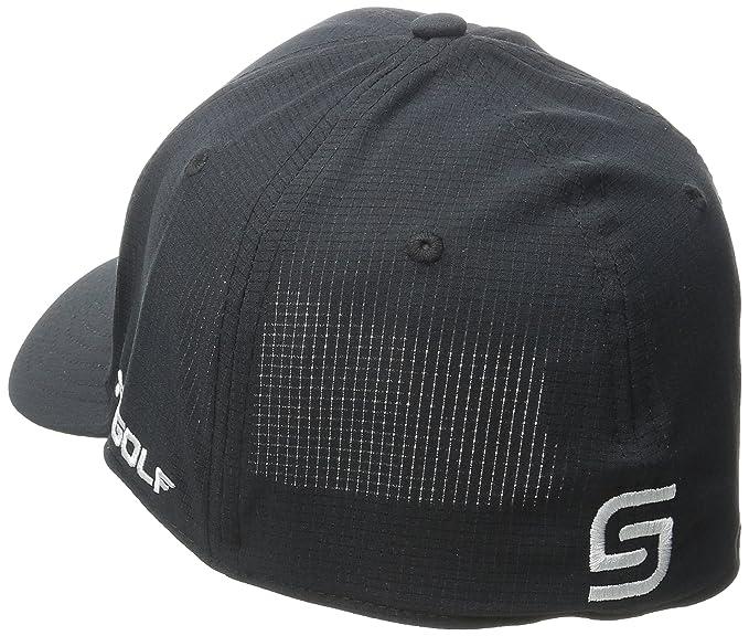 810e8390695 Amazon.com  Under Armour Men s Jordan Spieth UA Tour Cap  Sports   Outdoors