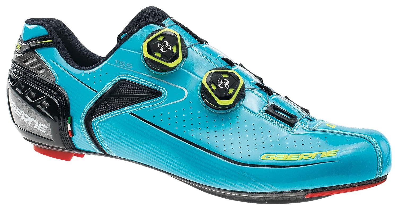 gaerne(ガエルネ) シューズ ビンディング 自転車 ロードバイク カーボン Gクロノ+ ブルー 26.5 3603-003-265   B077YC37DF