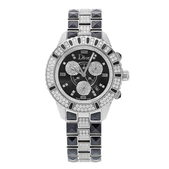 Dior Christal cuarzo mujer reloj (Certificado) de segunda mano