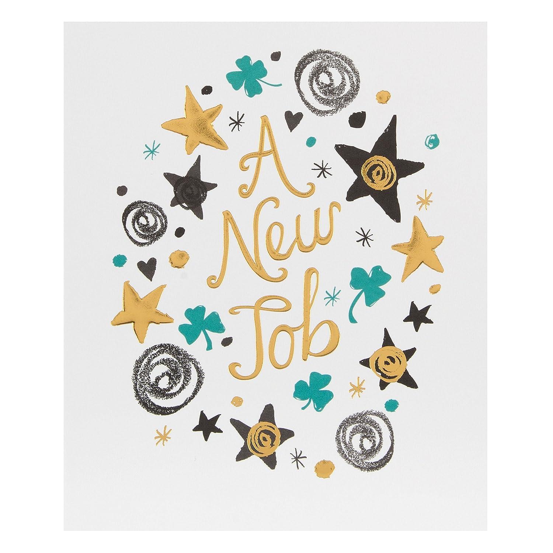 Hallmark – Tarjeta de felicitación por nuevo trabajo tarjeta