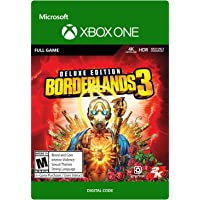 Borderlands 3: Deluxe Edition - [Xbox One Digital Code]