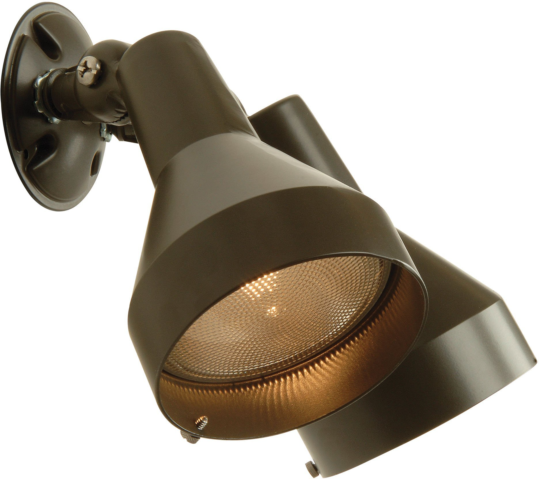 Craftmade BF-2BZ Two Light Directional Bullet by Craftmade