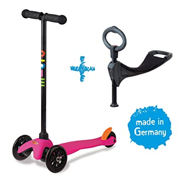 Micro Mp35244 Mini Scooter 3 In 1 Pink Amazonde Spielzeug