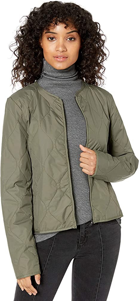 Amazon Marke: Core 10 Damen quilted lightweight jackets
