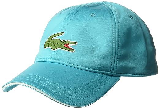 c76a5e99 Lacoste Men's Sport Miami Open Edition Croc Cap at Amazon Men's ...
