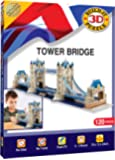 Cheatwell Games Tower Bridge Build-Your-Own Giant 3D Kit