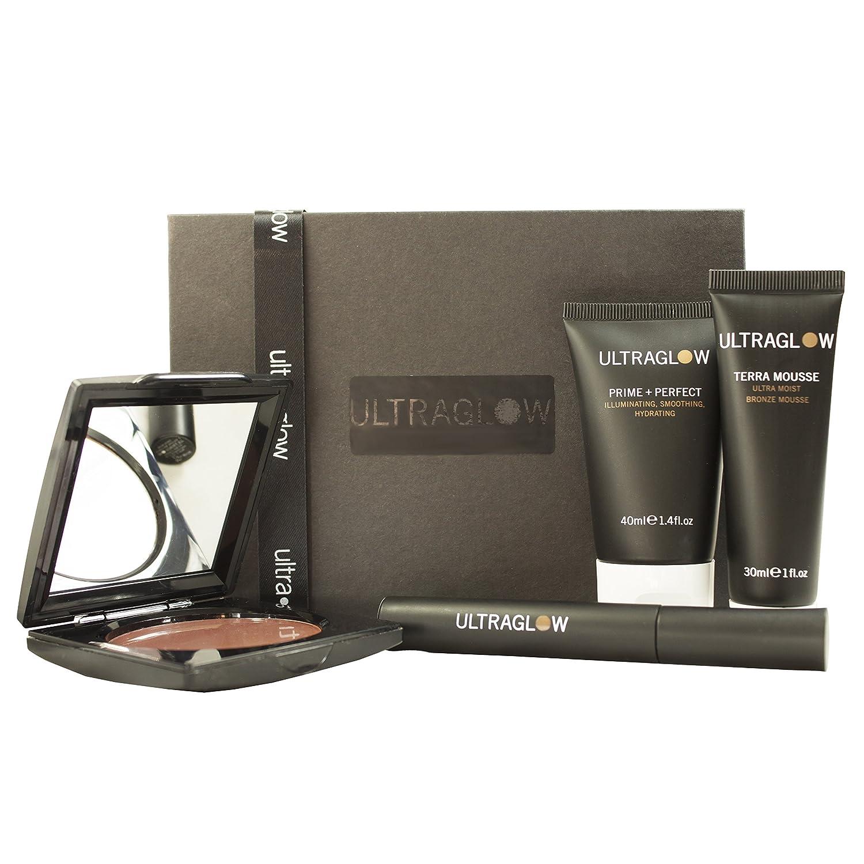 Ultra Glow Demi-Matte Pressed Bronzing Powder Ultra Glow Cosmetics Ltd UL-010