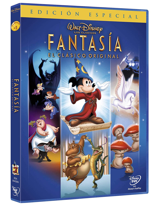Fantasía - Edición Especial [DVD]