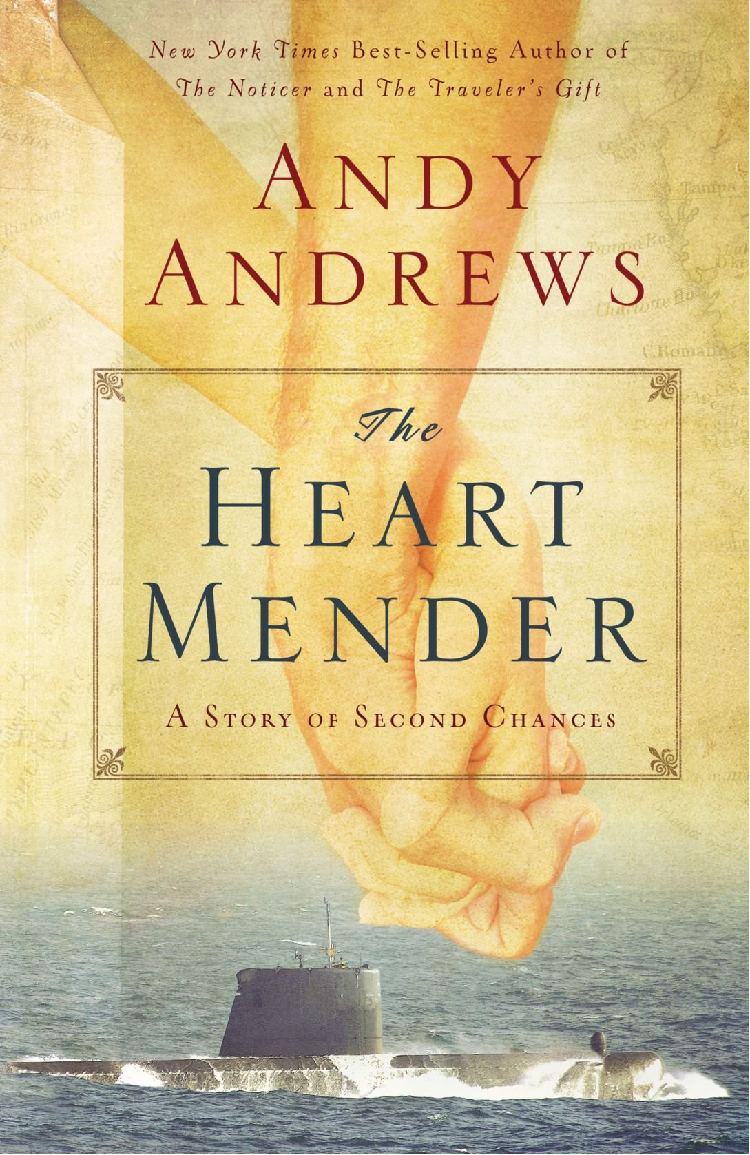 Heart Mender Story Second Chances product image
