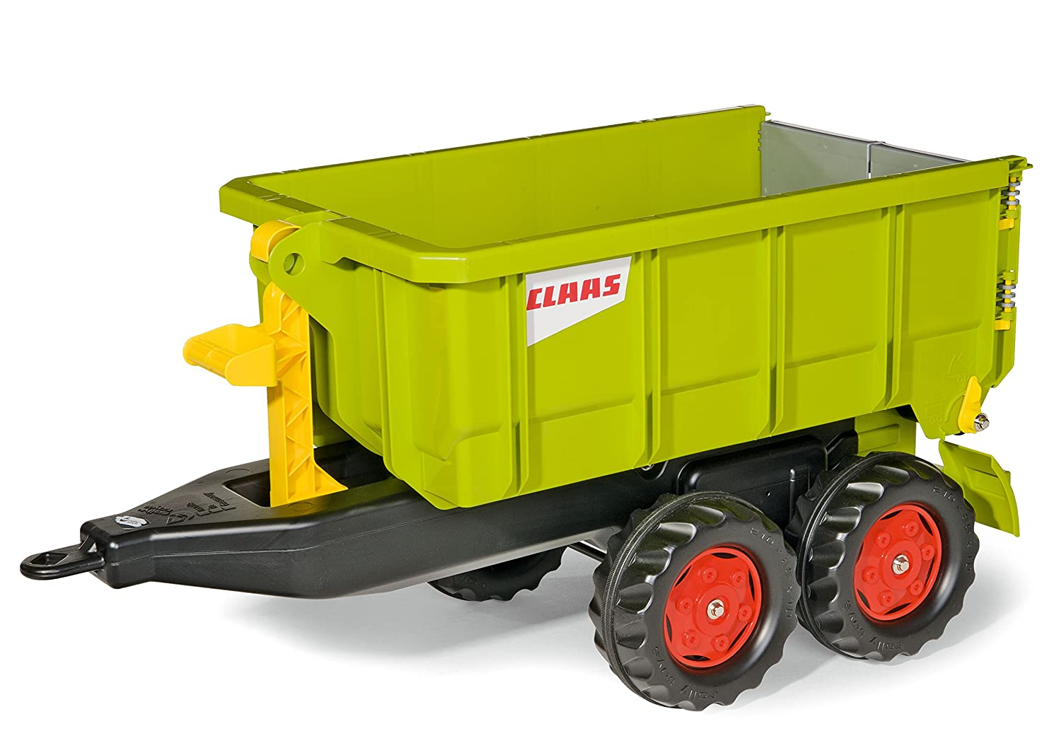 Rolly Toys Claas Arion 640 - Rolly Toys Rolly Container CLAAS