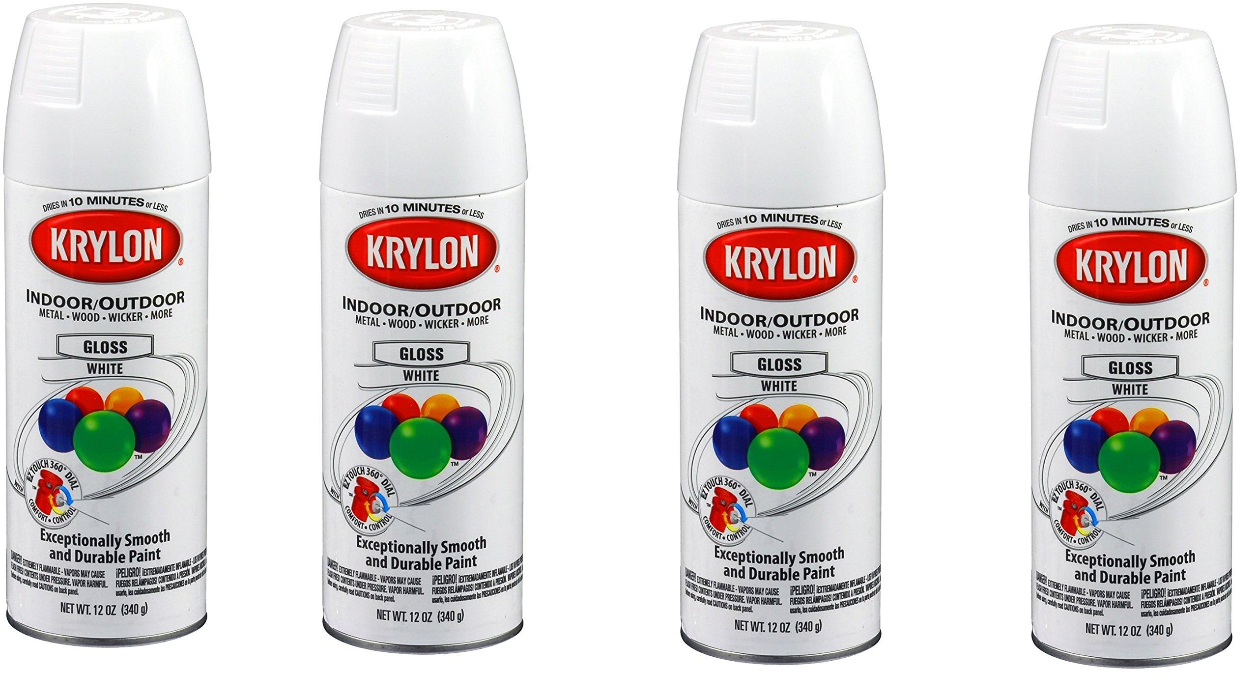 VHT/Duplicolor 51501 RV Trailer Camper Sealants Spray Paint Gloss White Prestone (4)