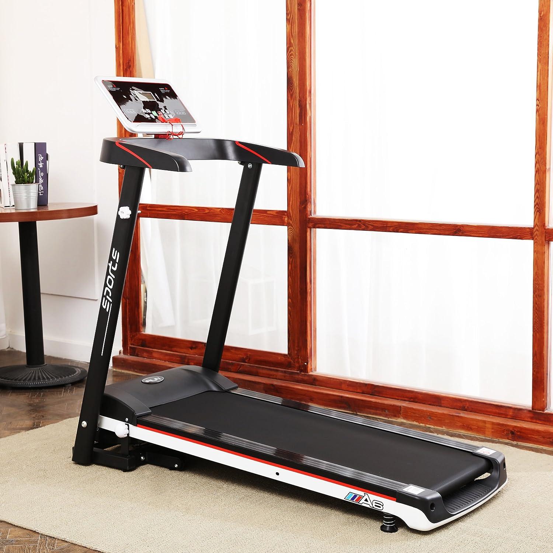 IRUN Folding Treadmill