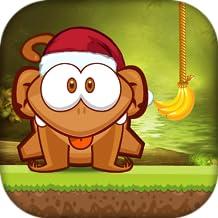 Cut the Banana:Monkey rope