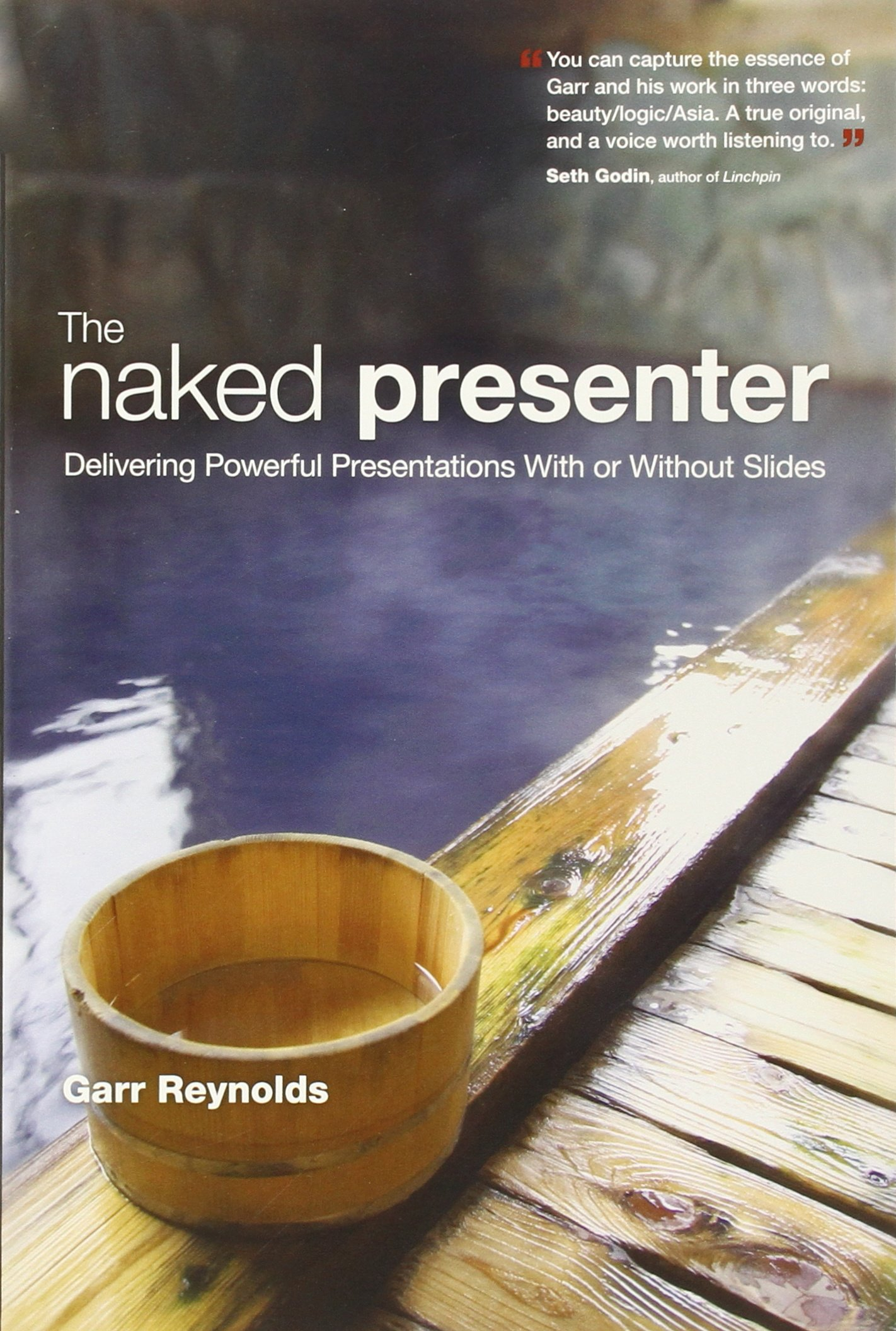 Naked Presenter Delivering Powerful Presentations