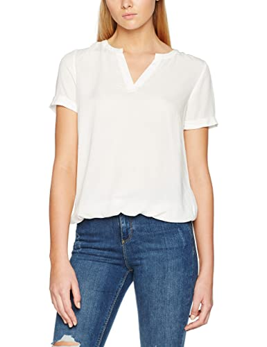 Tom Tailor Casual Dobby Structured Blouse, Blusa para Mujer