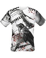 Metallica Bell Tolls T-Shirt bianco