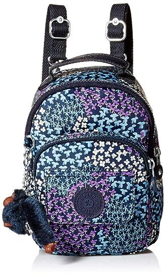 Amazon.com: Kipling Alber 3-in-1 Convertible Minibag Backpack, DOTTDBOUQT: Clothing