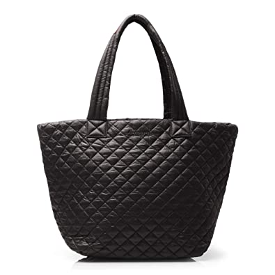 Metro Medium Quilted Shell Tote - Blue MZ Wallace 1NVIkSRb4