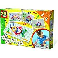 SES Creative Mosaic Board Arts and Crafts