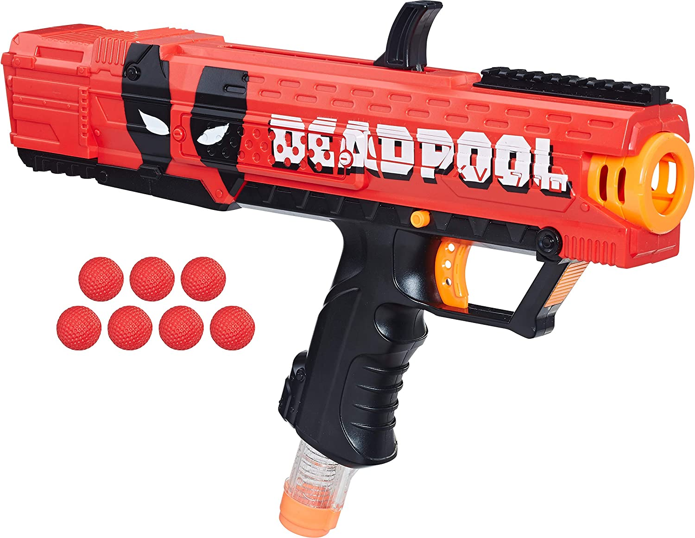 デット プール 二 丁 拳銃